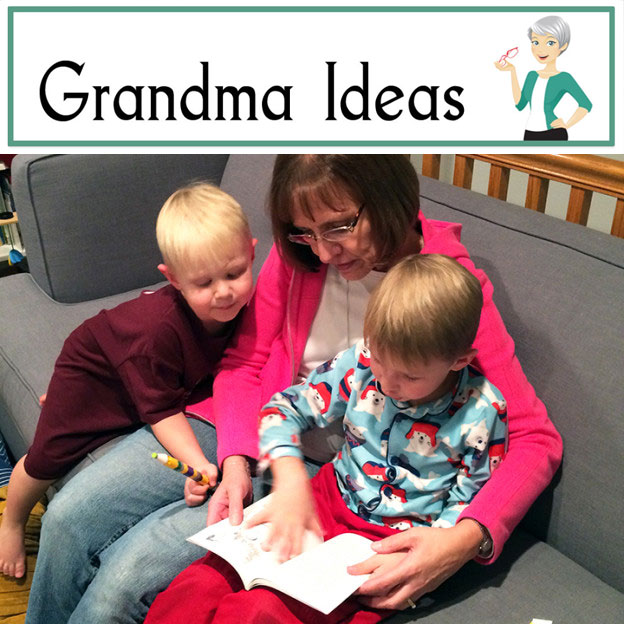 Great gift ideas from grandmas: Reading Incentive Kit.
