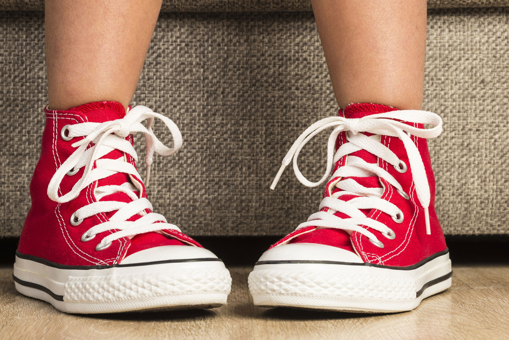 Keep Your Shoe Laces Tied For Kids