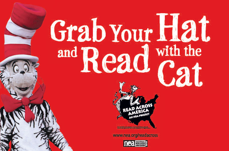 Dr. Seuss birthday | Read Across America