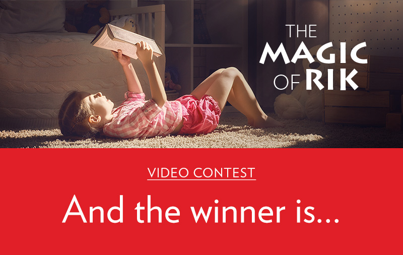 MAGIC of RIK video contest winners